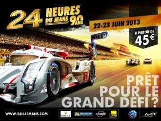 Journées Test des 24 h du Mans 2013